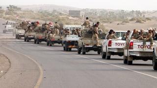 Angriff auf zentralen Hafen im Jemen
