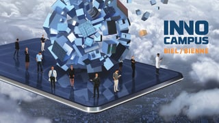 Nationaler Innovationspark in Biel: Der letzte Kampf ist lanciert