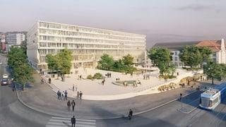 So soll das neue Zürcher Hochschulquartier aussehen