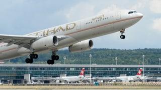 Airline Etihad kauft sich in Europa ein