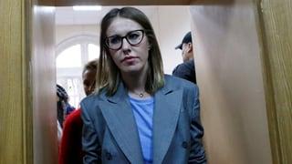 Die Oppositionelle von Putins Gnaden