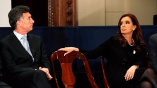 Ex-Präsidentin Kirchner als Vize-Kandidatin