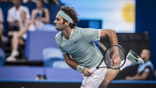 Il comeback da Roger Federer è reussì al Hopman Cup
