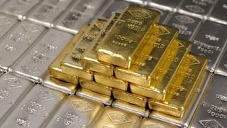 Nach den Devisen ist das Gold dran