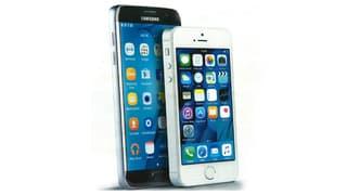 Smartphone-Test: Samsung brilliert – iPhone verliert