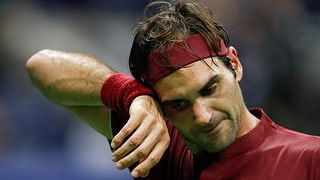 Roger Federer out a l'US Open