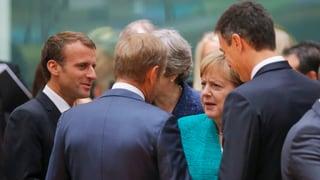 EU will Zügel anziehen