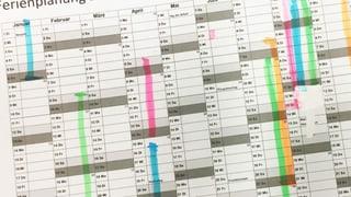 «Ist diese Ferienregelung zumutbar?» (Artikel enthält Audio)