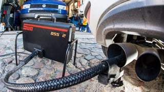 Bund erlässt Zulassungsverbot für manipulierte VW-Fahrzeuge