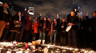 Hunderttausende zum Gedenkmarsch in Paris erwartet