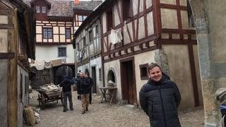 Warum Zwingli lieber in Stein am Rhein als in Zürich vor der Kamera steht