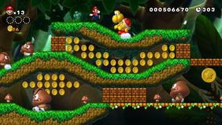 Super Mario hüpft in HD