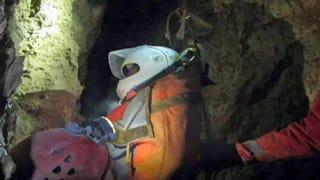 Rettungsaktion in Riesending-Höhle vor letzter Etappe