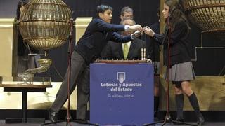 «El Gordo» macht 180 Spanier zu Millionären