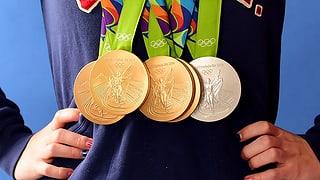 Bolt, Biles und Co.: Die Superstars von Rio