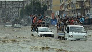 Südasien erlebt katastrophale Monsunzeit