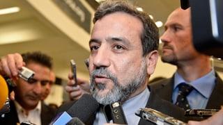 Atomverhandlungen: Iran zieht «rote Linie»