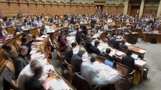 Zweite Hochrechnung: Rechtsrutsch im Nationalrat
