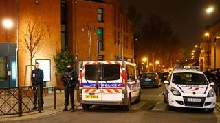 Französische Polizei vereitelte offenbar weiteren Terroranschlag