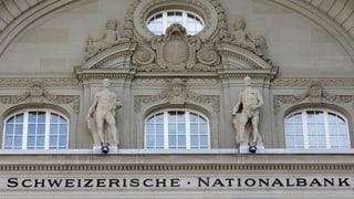 SNB-Devisenberg weckt Begehrlichkeiten