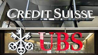 Tops und Flops – CS und UBS im Vergleich