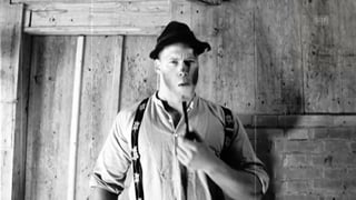 Matthias Sempach: Vom Schwinger zum Schauspieler
