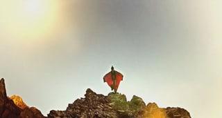 Sommer-Challenge Der Sprung am Eiger – fliegen Sie mit