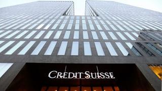 Credit Suisse muss Gewinnrückgang melden