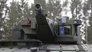 Schweizer Rüstungsexporte: Sind die fetten Jahre vorbei?