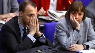 Merkel und Merz – vom Traum- zum Albtraumduo