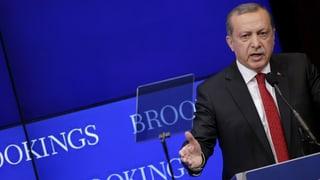 Pressefreiheit: Erdogan weist Kritik zurück