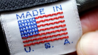 «T-Shirts made in USA sind Gentechnik-Produkte»