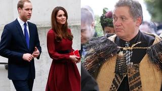Maori-König will Kate und William doch empfangen