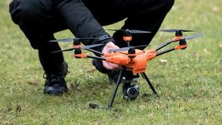 Drohnen-Gesuche überfordern das Bazl