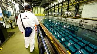 Massiver Stellenabbau bei französischem Atomkonzern Areva