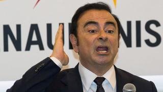 Renault-Chef Carlos Ghosn tritt zurück