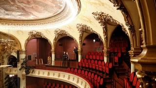 Weniger Sitzplätze und mehr Licht im Berner Stadttheater