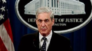 Robert Mueller spricht zum ersten Mal über seinen Bericht