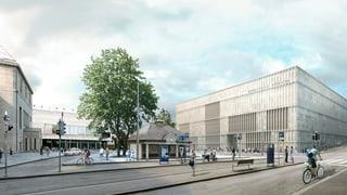 Kunsthaus-Erweiterung vor Verwaltungsgericht