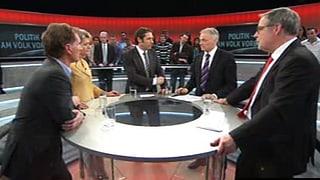 «Arena»: Politik – am Volk vorbei?