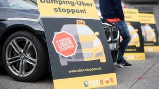 Uber blitzt ab: Fahrer sind Angestellte