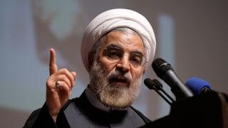 Iran droht mit Kündigung des Atomabkommens