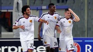 So drehte Basel das Europa-League-Auftaktspiel