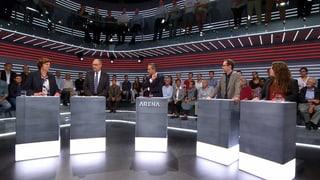 «Abstimmungs-Arena»: Wie viel Überwachung muss sein?
