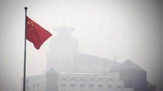 Smog in Peking erreicht Höchstwerte