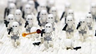 Lego rüstet auf