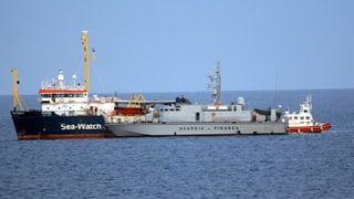 Italienische Staatsanwaltschaft ermittelt gegen Sea-Watch-Kapitän