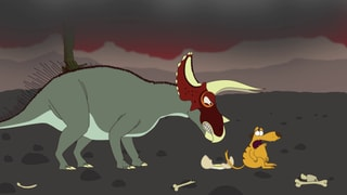 Video «Ralph und die Dinosaurier: Triceratops (20/26)» abspielen
