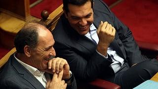 Ja zum Spar- und Reformpaket für Griechenland