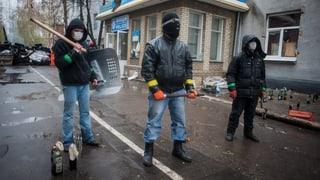 «Lage in der Ostukraine wird wohl eskalieren»
